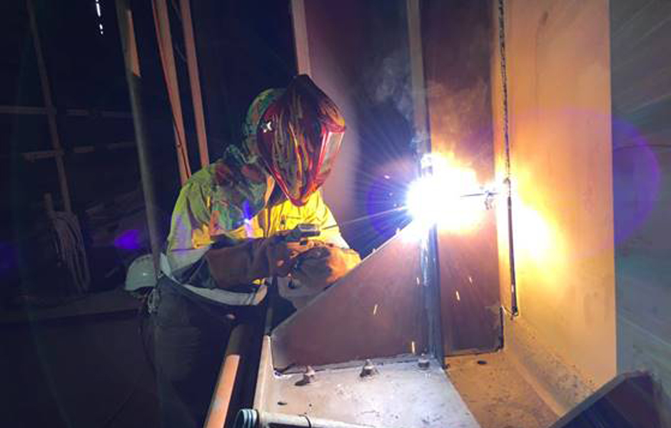 Welding Repairs in Perth